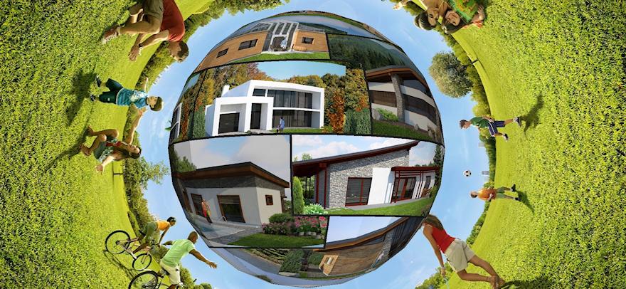 Typové rodinné domy